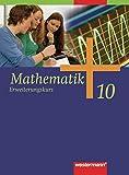 Mathematik 10. Erweiterungskurs. Schülerband. Allgemeine Ausgabe (inkl. CD-ROM)