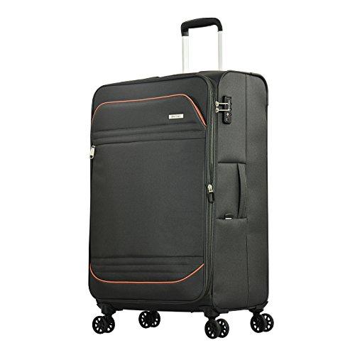 Eminent Barcelona, Unisex-Erwachsene Koffer Grau dunkelgrau L