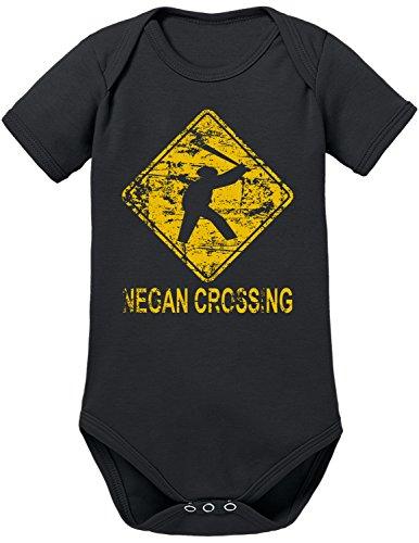 TLM Negan Crossing Babybody 80 (Kostüm Für Rick Jungen Grimes)