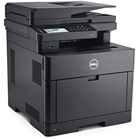 DELL H625cdw - Impresora multifunción (Laser, 600 x 600 DPI, A4, 9600 x 9600 DPI, Color, ADF)