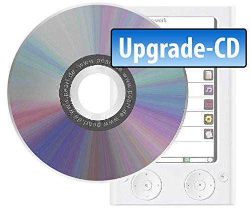 eLyricon Zubehör zu eBook Reader: Upgrade zum Media-Player für E-Book-Reader EBX-400.TFT (PX-1523) (Multimediafähge eBook-Reader)