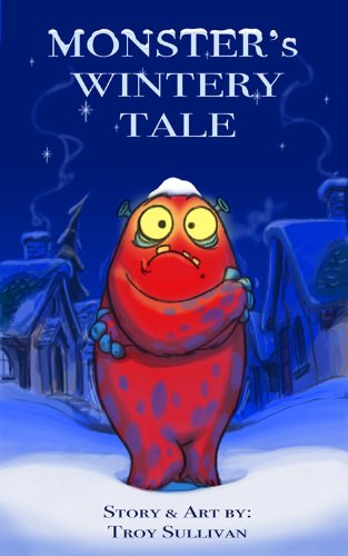 Monster's Wintery Tale (English Edition)