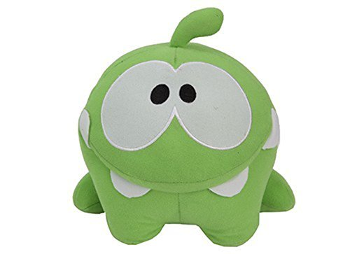 Om Nom Happy Plush - Cut The Rope - 12cm 5""