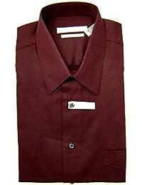 42412a29026e Geoffrey Beene Mens Shirt Regular Fit Cotton Rich Easycare Long Sleeve
