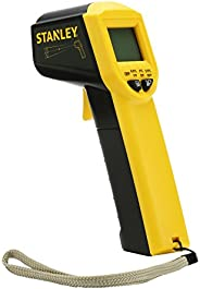 STANLEY STHT0-77365 High Accuracy Digital Infrared Thermometer with -38°C to 520°C temperature range and IP 20
