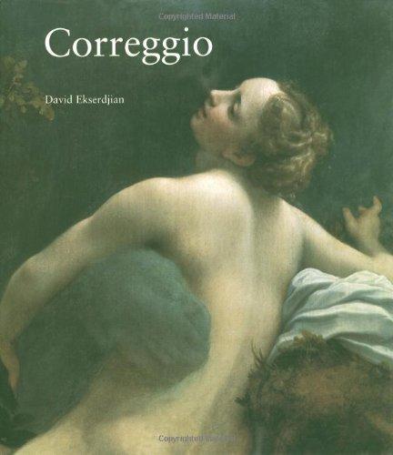 Correggio by David Ekserdjian (1997-11-27)