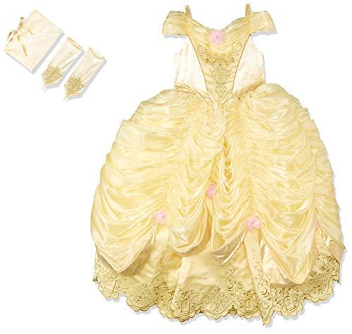 Disney Prinzessinnen-Kostüm Bella, limitiert (Rubie 's Spain) L