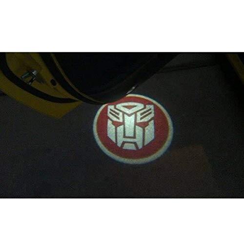 Fashionwu Wireless Car Door Led Welcome Laser Projector Logo Shadow Light Batman Car-styling Car Interior Lamp