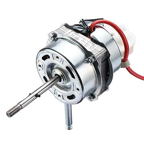 KingLan 60W 1250Rpm Klimaanlage Kondensator Lüfter Motor Doppelwälzlagerwellenmotor -