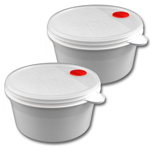 2-x-microwave-cookware-round-casserole-microwave-container-with-lid-20-l