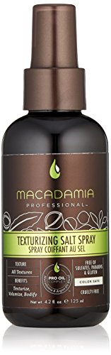 Macadamia Professional Texturizing Salt Spray, 1er Pack(1 x 125 ml)