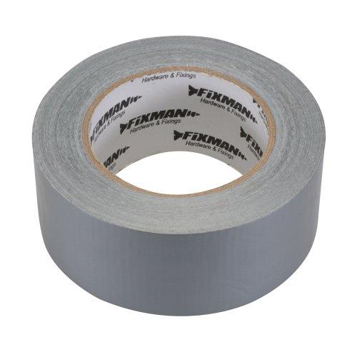 fixman-188824-super-heavy-duty-duct-tape-50-mm-x-50-m-silver