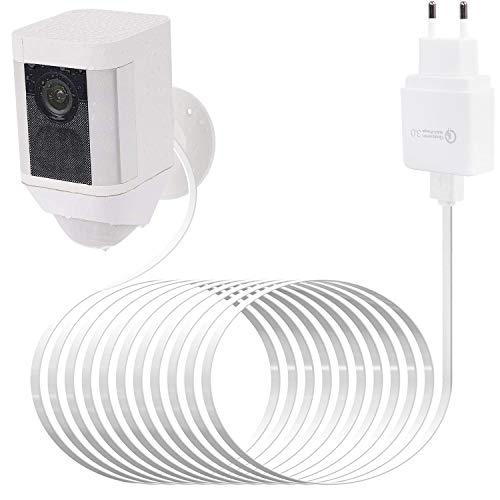 BECEMURU Ãœberwachungskamera Set Ring Spotlight  im Test