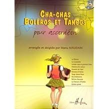 Cha Chas Boleros et Tangos pour Accordeon – Arreglados para acordeón ...