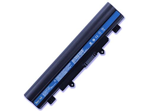 Reemplazo BEYOND Batería para ACER Aspire E14 E15 E5-421, Aspire E14 Touch, E15 Touch, Aspire E5-572G Aspire E5-572G-593Y, ACER Extensa 2509 EX2509 2510 EX2510 2510G EX2510G Series, ACER AL14A32. [11.1V 5000mAh, 12 meses de garantía]