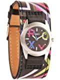 Roxy Ladies Analogue Tropic Watch W182BLECOS With Leather Strap