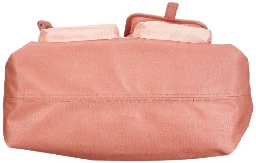Sansibar Chili B-411 CI, Damen Henkeltaschen 36x25x17 cm (B x H x T) Pink (Pink)