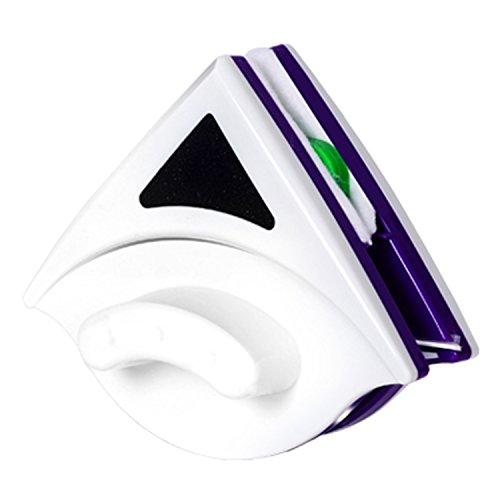 SAVORLIVING Limpiaparabrisas de Vidrio Magnético Doble Cara Limpiador de Ventanas Magneacutetico para Ventanas de Doble Acristalamientode Hasta 8-30 mm Grosor, Magnetic Window Cleaners (18-30mm)