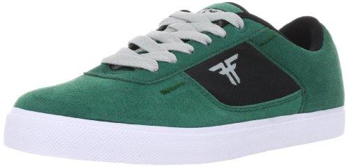 Fallen ROOKIE 41070052 Unisex - Erwachsene Sportschuhe - Skateboarding Evergreen/Black
