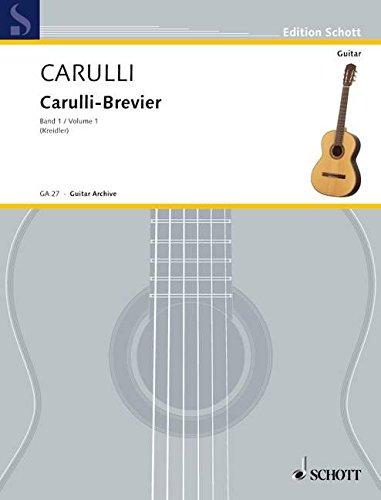 Ausgewahlte Werke 1 Guitare