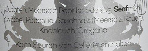Ankerkraut Pommes Frites Salz, 270g im Streuer, Pommesgewürz Gewürzsalz und Kartoffel Gewürz