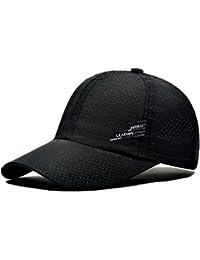 Nameblue Cappello da Sole Cappellini da Baseball Estivo da Uomo Donna  All Aperto Traspirante Tappo e5a38c0774bc