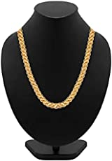 NM IMITATION CHAIN IN GOLD PLATING FOR MEN
