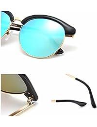 7d2be966a46b0e Amazon.fr   lunette anti lumiere bleue - Bleu   Lunettes de soleil    Lunettes et Accessoires   Vêtements