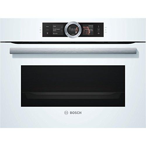 Bosch Serie 8 CSG656RW6 - Horno (Medio, Horno eléctrico, 47 L, 3300 W, 47 L, 30-250 °C)
