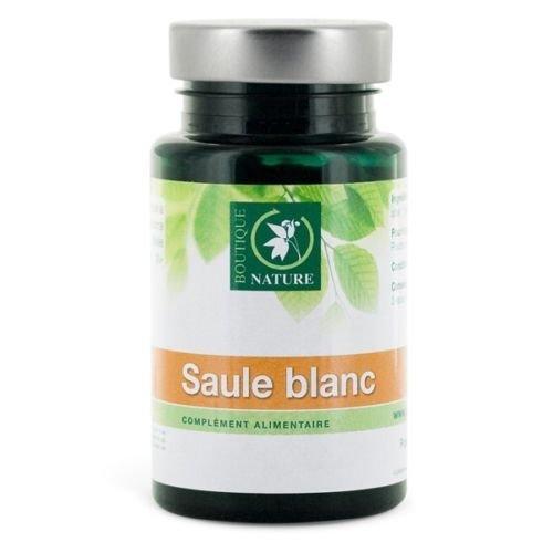 Saule blanc - 90 gélules - Douleurs avec l'aspirine végétale