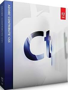 Adobe Contribute Creative Suite 5 französisch MAC