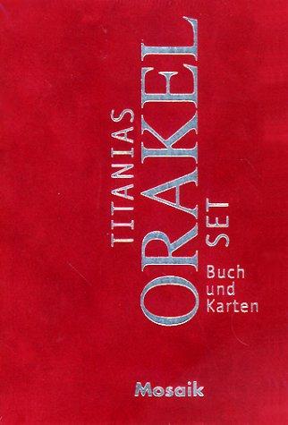 Titanias Orakel-Set, Buch m. Karten