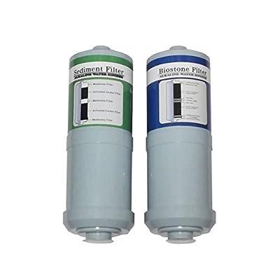 Kompatible Ersatz-Filter-Set für Jupiter ionways Athena Wasser Ionisator von MAGICOS