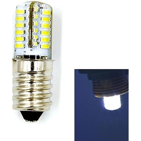 YangR*Maíz , lámparas E14 W 48 SMD 3014 250 lm/blanco cálido, blanco frío V , Cool white