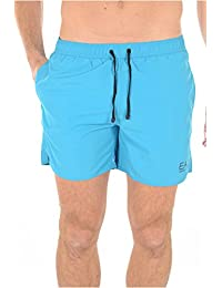 Emporio Armani Mer Monde Masculine Nage Shorts, Turquoises