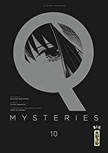 Q Mysteries Edition simple Tome 10