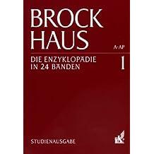 Brockhaus Enzyklopädie, 20., neubearb. Aufl., 24 Bde., Studienausg.