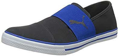 Puma Men's Alpha Slip On Cv Grey Sneakers - 10 UK/India (44.5 EU)(36622004)