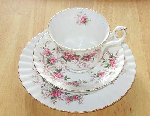 Royal Albert Sammeltasse Lavendel Rose / 3er Set/Original/Bone China Royal Albert Bone China