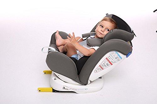 Mejores sillas de automóvil contramarcha