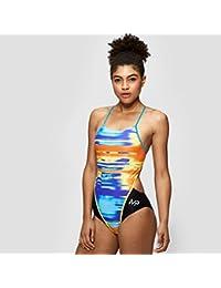 MP Michael Phelps Womens Fells Swimsuit 38
