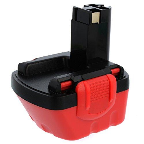 Preisvergleich Produktbild Werkzeugakku Akku 12V 1.5Ah 1500mAh für Bosch Akkuschrauber Schlagbohrer 2607335531 / 2607335541