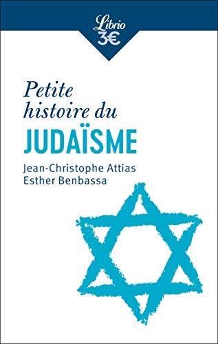 Petite histoire du judaïsme par Esther Benbassa