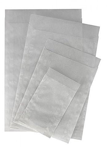 Papier Cristal - Lindner 700 Pochettes cristal 45 x 60