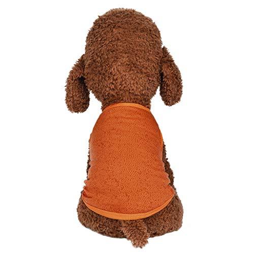 GreatFun Pet Weste Haustier Hund Fantasy gebrochen Muster Kleidung Hund Sommer atmungsaktive Bequeme T Shirt Hund Katze Kleidung für Hunde