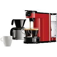 Philips HD7892/81 Machine à Café 2 en 1 Senseo Switch Rouge