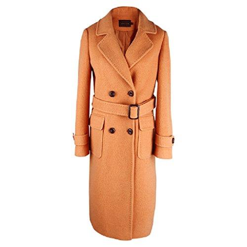Il nuovo autunno e di lana del cappotto di inverno di modo delle donne 's (Tamburo Con Collare)