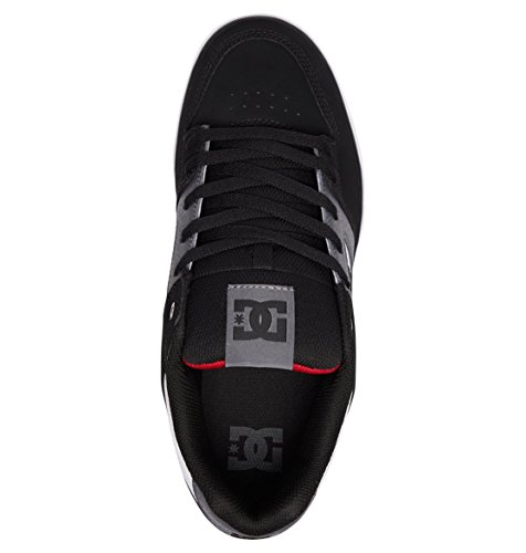 DC Shoes Pure XWKR White/Black/Red
