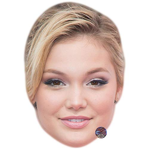 Celebrity Cutouts Olivia Holt Big Head.