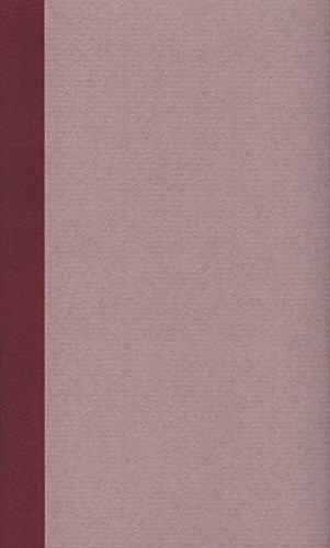 Schriften in zwölf Bänden: Band 6: Phantasus